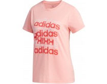 adidas Big Graphic Shirt Women