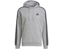 adidas 3-Stripes Fleece Hoodie Men