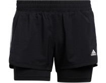 adidas Pacer 3S Wvn 2in1 Short Women