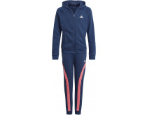 adidas Hooded Trainingspak Girls