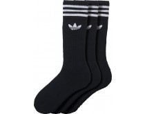 adidas Solid Crew Sock 3-pack