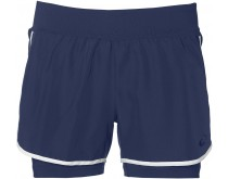 Asics 2-in-1 Shorts Dam