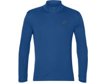 Asics Silver Half-Zip Men