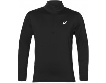 Asics Silver Winter Half-Zip Men