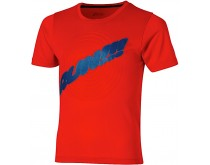 Asics Short Sleeve Graphic Top Kids