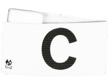 b+d Captain's Armband with Velcro