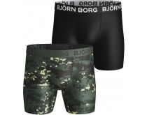 BJORNBORG Perf Boxer 2-Pack Men