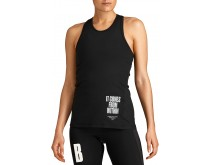 BJORNBORG Night Rib Tank Women
