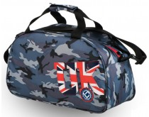 Brabo Camo UK Schoudertas