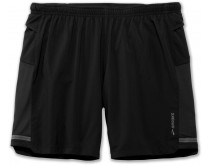 Brooks Sherpa 7'' 2-in-1 Short Heren