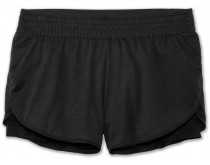 Brooks Rep 3'' 2-in-1 Short Women