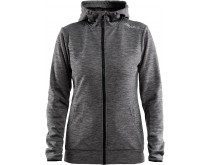 Craft Leisure Fleece Zip Hoodie Women
