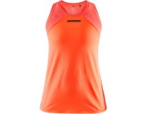 Craft Vent Mesh Singlet Women