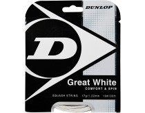 Dunlop Bio Great 18G White 10m Set