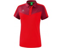 Erima Squad Polo Women