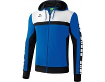 Erima 5-CUBES Training Jacket with Hood
