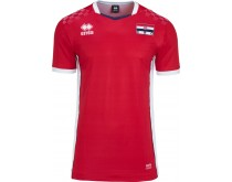 Kroatisch Volleybalteam Thuisshirt Heren