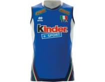 Italiaans Volleybalteam Thuisshirt Heren