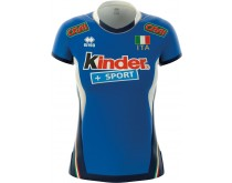 Italiaans Volleybalteam Thuisshirt Dames