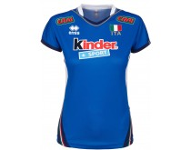 Italiaans Dames Volleybalteam Thuisshirt