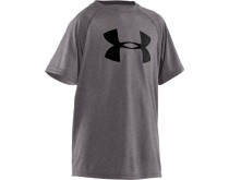 Under Armour Junior Big Logo Carbon