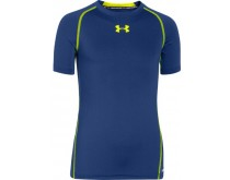 Under Armour Heatgear Shirt SS Boys