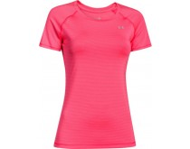 Under Armour SS Alpha Stripe Dames