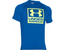 Under Armour Tech Boxed Logo Shirt