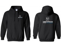 Gildan Hooded Sweater KV Devinco