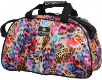 Brabo Leopard Rainbow Shoulderbag