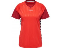 Hummel Reflector Poly Shirt Dames