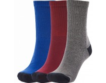 Hummel Fundamental 3-Pack Sock