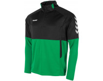 Hummel Authentic 1/4 Zip-Top Junior