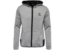 Hummel Guy Zip Hood Men