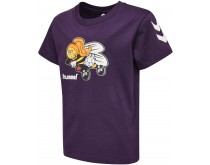 Hummel Kevyne Bee Shirt Kids