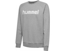 Hummel Go Cotton Logo Sweat Men