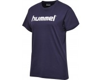 Hummel Go Cotton Logo Shirt Women
