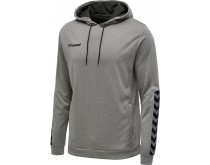 Hummel Authentic Poly Hoodie Herren