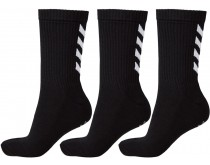 Hummel Fundamental 3-Pack Strumpa