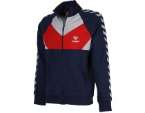 Hummel Mahoni Zip Jacket Heren