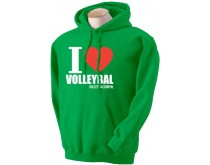 I Love Volleybal Sweater