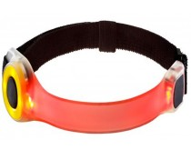 Joggy Safe Armband Med LED