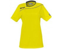 Kempa Gold Shirt Ladies