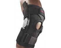 MC David Hinged Knee Brace With Crossing