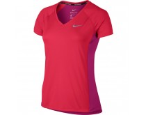 Nike Dry Miler Running Top Dames