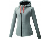 Mizuno Athletic Zip Hoodie Damen