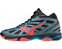 Mizuno Wave Hurricane 3 Mid Women