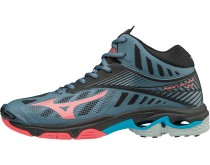 Mizuno Wave Lightning Z4 Mid Women