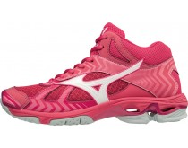 Mizuno Wave Bolt 7 Mid Women