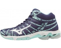 Mizuno Wave Voltage Mid Women